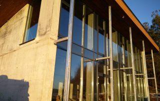 PVC logi PVC durvis lodziju iestiklosana Riga Latvija 6