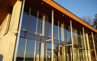 PVC logi PVC durvis lodziju iestiklosana Riga Latvija 7