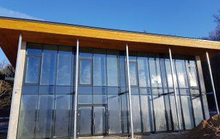 PVC logi PVC durvis lodziju iestiklosana Riga Latvija 9