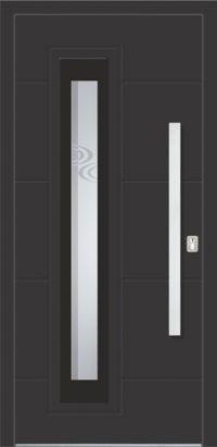 Ekskluzīvas Alumīnija durvis Rīga Latvija 14