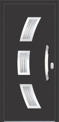 Ekskluzīvas Alumīnija durvis Rīga Latvija 18