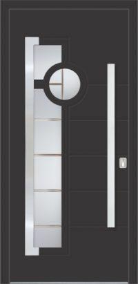Ekskluzīvas Alumīnija durvis Rīga Latvija 25