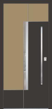 Ekskluzīvas Alumīnija durvis Rīga Latvija 43