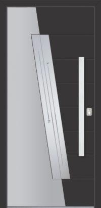 Ekskluzīvas Alumīnija durvis Rīga Latvija 45