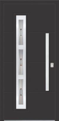 Ekskluzīvas Alumīnija durvis Rīga Latvija 48