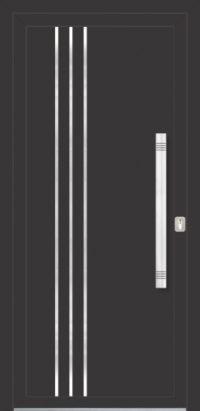 Ekskluzīvas Alumīnija durvis Rīga Latvija 6